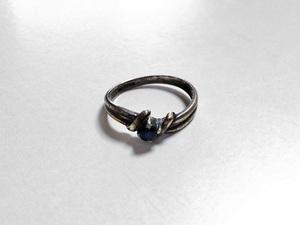母の形見の指輪