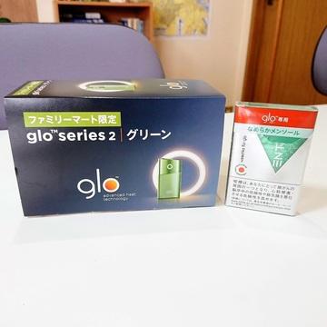 glo series2 最新 ファミリーマート限定
