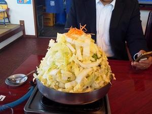 とりやさい味噌鍋