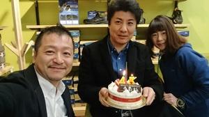 45歳の誕生日