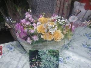 オレゴンローズ供花