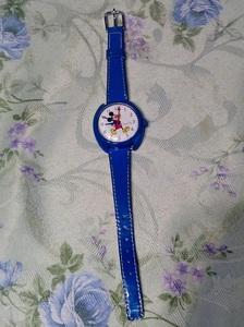 懐かしい腕時計