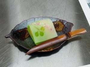 とも栄菓舗の和菓子