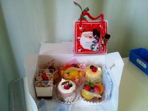 121223_クリスマスケーキ